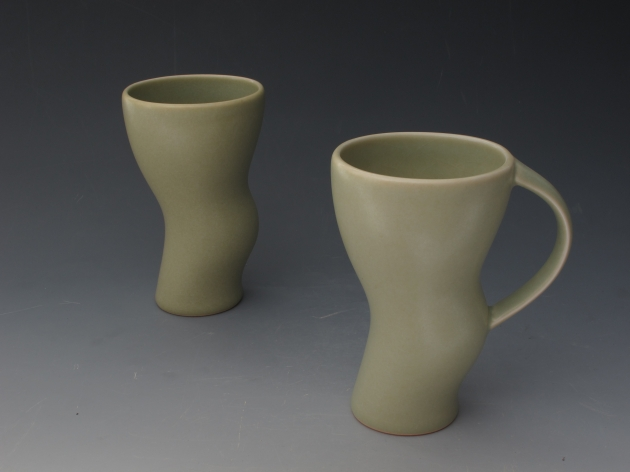 曲線杯.Curved Cup 2