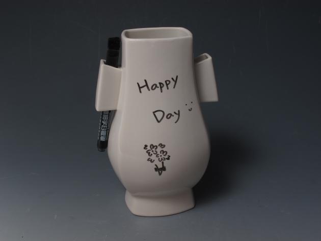 雙耳花瓶.Ears Vase 3