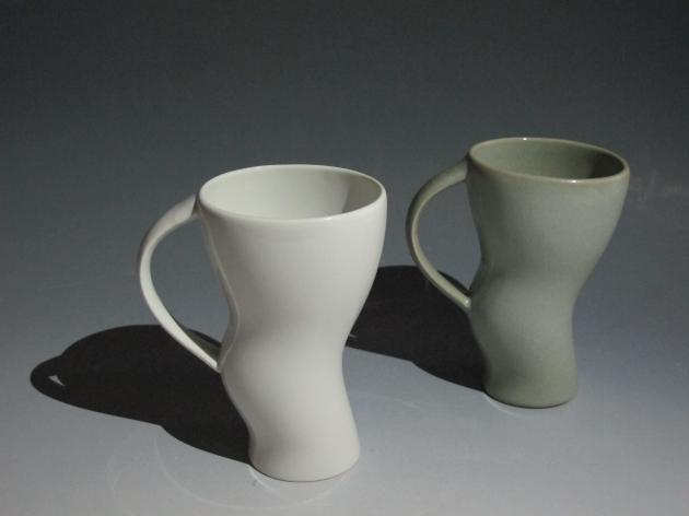 曲線杯.Curved Cup 1